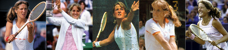 Tracy Austin Photos